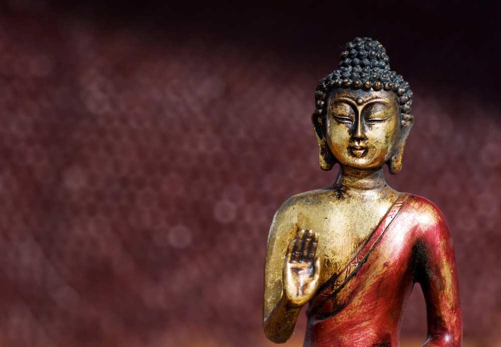 20 frases de Buda para pensar sobre a vida