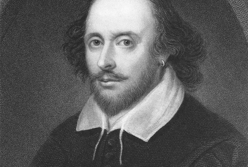 36 frases de William Shakespeare para ler e se inspirar