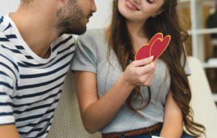 Frases românticas para namorados