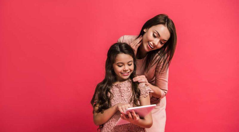 Compartilhe seu amor com estas 64 frases para filha