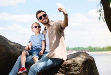 63 frases para usar como legenda para foto com filho