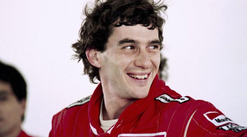 23 frases de Ayrton Senna sobre garra, vitória e determinação