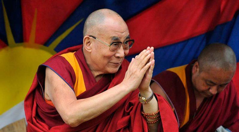 45 frases de Dalai Lama que expressam a sua visão sobre a vida